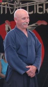 Serge Houard, professeur