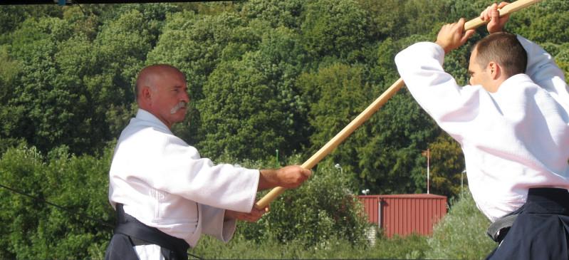 Serge  : 34 ans d'Aïkido : Une Histoire de Prof